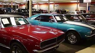 Showroom Tour Gateway Classic Cars  YouTube