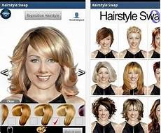 graphic of free hairstyle app natural modern hairstyles