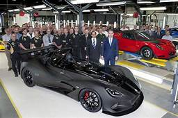 2016 Lotus 3 Eleven  Picture 680672 Car Review Top Speed