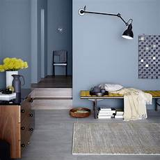Wandfarbe Blau Wohnzimmer - wandfarbe in blau bilder ideen
