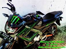 Variasi Skotlet by Share42u Modifikasi New Vixion
