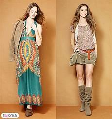 Pour Choisir Une Robe Robes Longues Des Annees 70