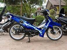 R Variasi by Stiker Motor Kaysha Variasi