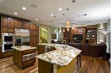 Ideas For Kitchen And Family Room by Sk Kitchen Family Room Beautiful Remodel