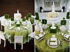 wedding decor green and white green white wedding ideas