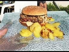 Hamburger A La Plancha V1