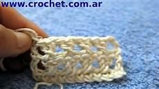 como hacer una bufanda punto cruzado c 243 mo tejer punto