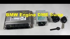 bmw e46 325 m54 engine dme ews master key tumbler