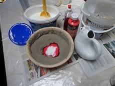 Diy Rezept Beton In Allen Farben Selber Einf 228 Rben Knet