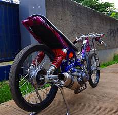 Modifikasi Motor R 2003 modifikasdi yamaha new r jadi motor drag racing
