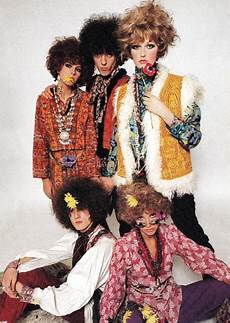 Flower Power Fashion 1967 Photograph By Knapp