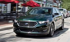 2013 Ford Taurus SHO Instrumented Test  Review Car And
