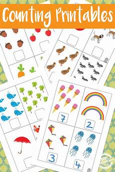 free math counting printables for preschool kidsactivitiesblog com