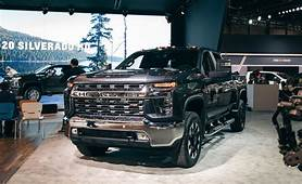 Comments On The 2020 Chevrolet Silverado HD Is Smart