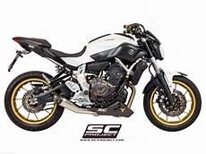 S1 Exhaust By Sc Project Yamaha Mt 07 2017 Y14 C41a