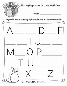 letters worksheets can you put the alphabet in order free printable worksheet