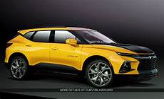 2020 chevy blazer ss specs price and release date car
