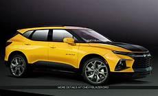 2020 chevy trailblazer ss 2020 chevy blazer ss specs price and release date car