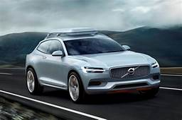 Volvo Concept XC Coupe Leaked W/video UPDATE