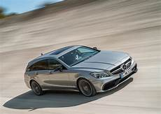 Mercedes Cls Shooting Brake Amg 2014 2015 2016
