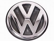 trunk emblem badge sign 93 99 vw jetta mk3 chrome