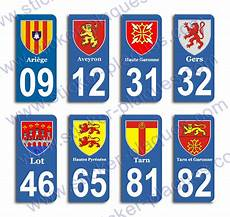 prix d une plaque d immatriculation stickers adh 233 sifs blasons des r 233 gions stickers pour plaques immatriculation adh 233 sifs logos