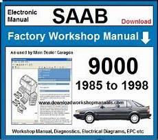 how to download repair manuals 1990 saab 9000 on board diagnostic system saab 9000 service repair workshop manual