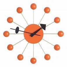 clock nelson wanduhr vitra ambientedirect