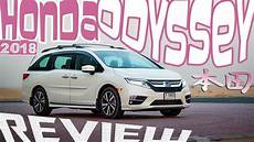 cavernous cool 2018 honda odyssey review cavernous packed with cool