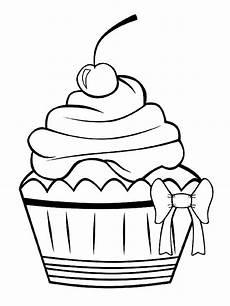 cupcakes malvorlagen malvorlagen1001 de