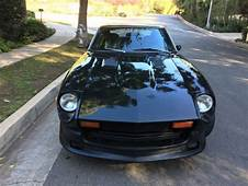AWESOME 280Z 280 Z Original BLACK PEARL Collector Car