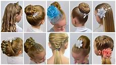 10 easy beautiful elegant hairstyles for party prom