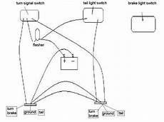 simple wiring help brake lights running lights turn