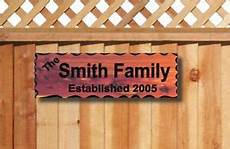 personalized home decor personalized custom carved cedar wood sign last name