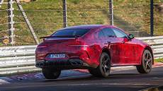 mercedes amg gt 73 is flying