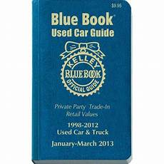 kelley blue book used cars value calculator 1998 kia sephia seat position control kelley blue book used car guide 1998 2012 january march 2013 consumer edition walmart com