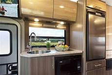 who makes motorhomes based on the popular ford transit