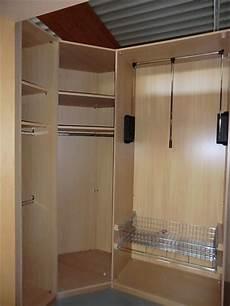 eck kleiderschrank systeme kleiderschr 228 nke system 2000 echtholz ahorn furniert