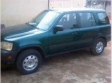 98 Honda Crv 550k   Autos   Nigeria