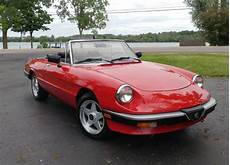 no reserve 1987 alfa romeo spider graduate for sale on