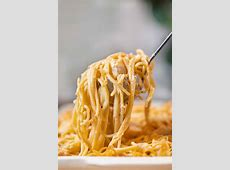 easy chicken spaghetti_image