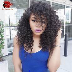curly lace front wigs with natural hairline side part fashion curly glueless full lace
