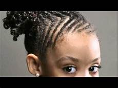 african american little girls braided hairstyles youtube