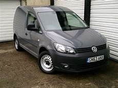 2013 63 Vw Caddy Grey 1 6tdi No Vat C20 Startline