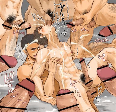 Gay Irrumatio