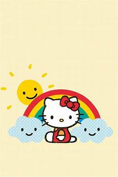 Hello Wallpaper Iphone by Sanrio Wallpapers Wallpaper Cave