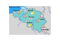 Wetter In Belgien - climate of the world belgium weatheronline co uk