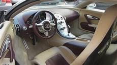 Me Sitting In A Bugatti Veyron Interior In Detail