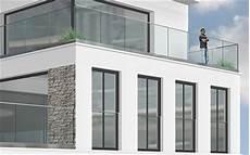 französischer balkon modern abel metallsysteme gel 228 nder handlauf absturzsicherung