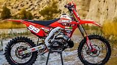 Project 2017 Dual Exhaust Honda Cr500 2 Stroke Dirt Bike